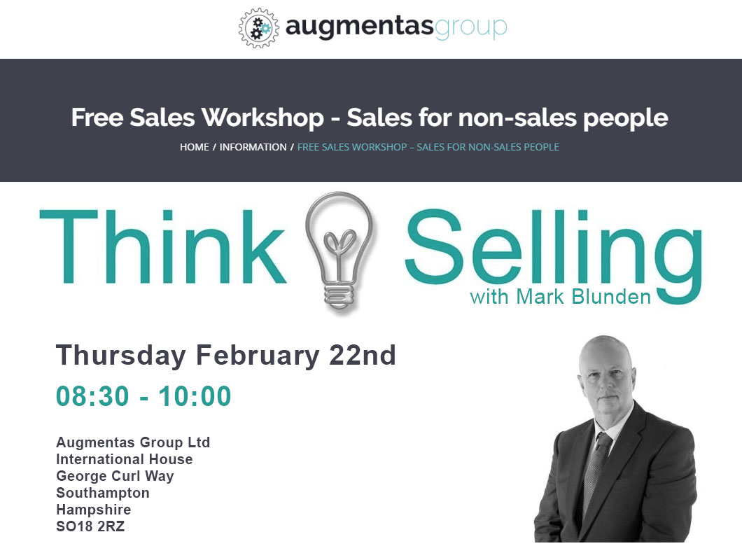 think-selling-with-mark-blunden-augmentas-group