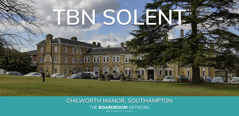 TBN Solent at Chilworth Manor