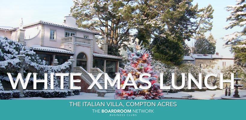 TBN White Xmas at The Italian Vila